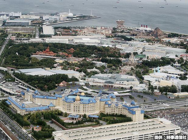 日本多灾多难 但这所游乐园35年仅被迫停业过1次