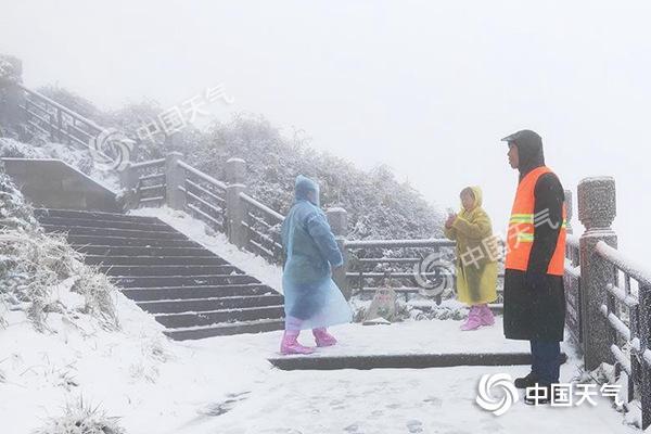我国多地迎下半年来最冷天 东北局地有大雪