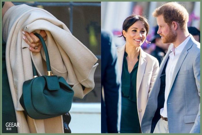 梅根王妃也用It Bag?职场女性都想模仿她这套出访打造型!
