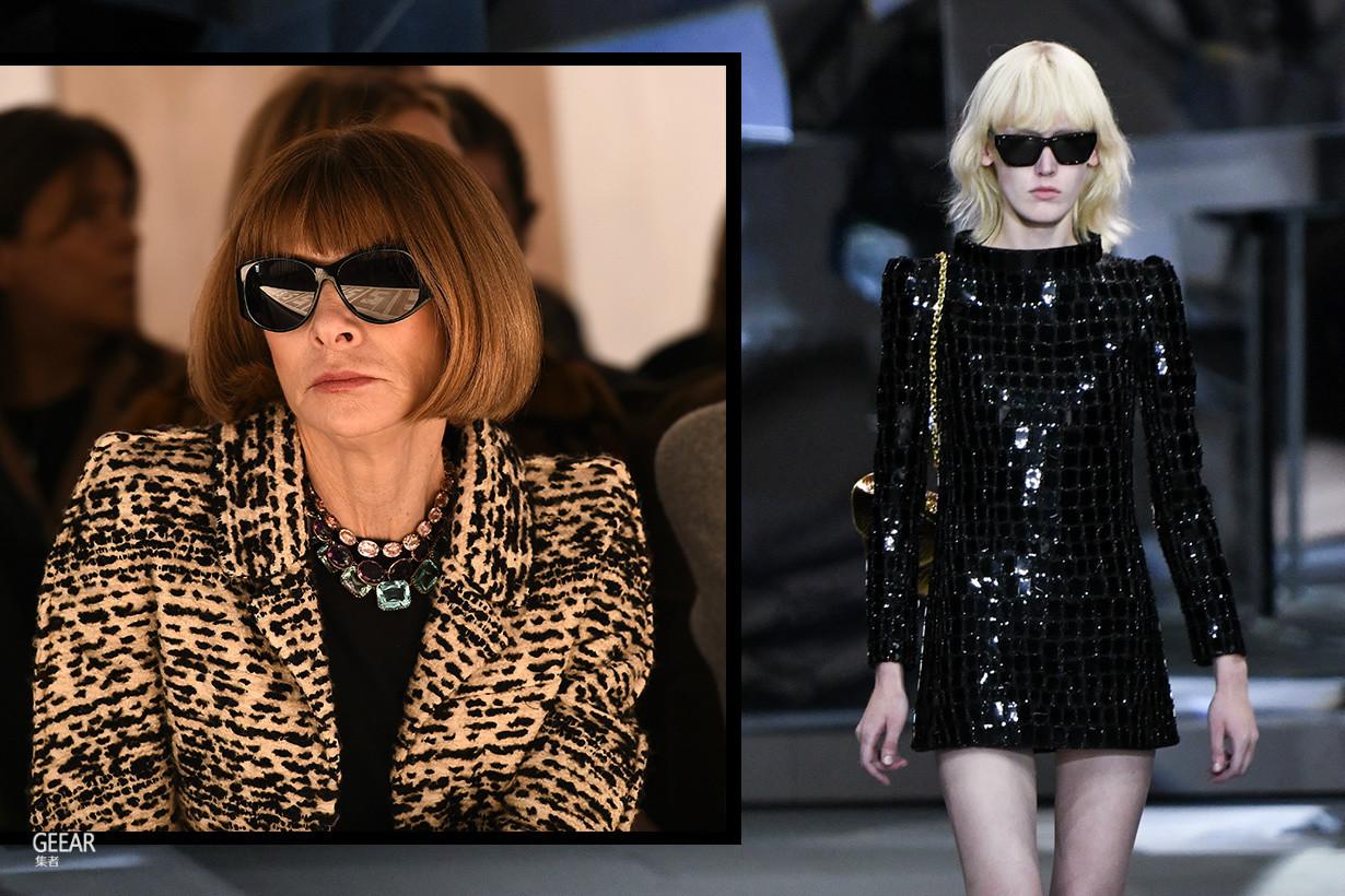 时尚女魔头安娜总结巴黎时装周,发表对全新Celine的看法!
