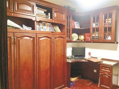 武汉住户入住新家已两年 书房甲醛仍超标