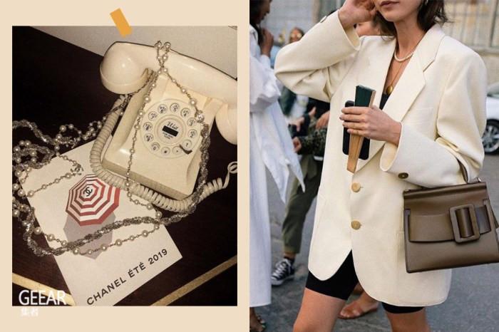 如何把普通项链戴得贵气时髦?时装周的女生集体提供了一个方法!