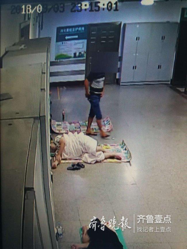窃贼带着铺盖卷佯装陪护家属 专在各医院下手