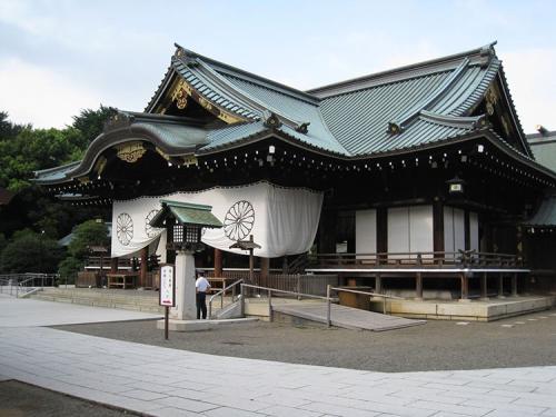 """日本天皇""""要毁掉靖国神社""""?说这话的靖国神社宫司要辞职了"""