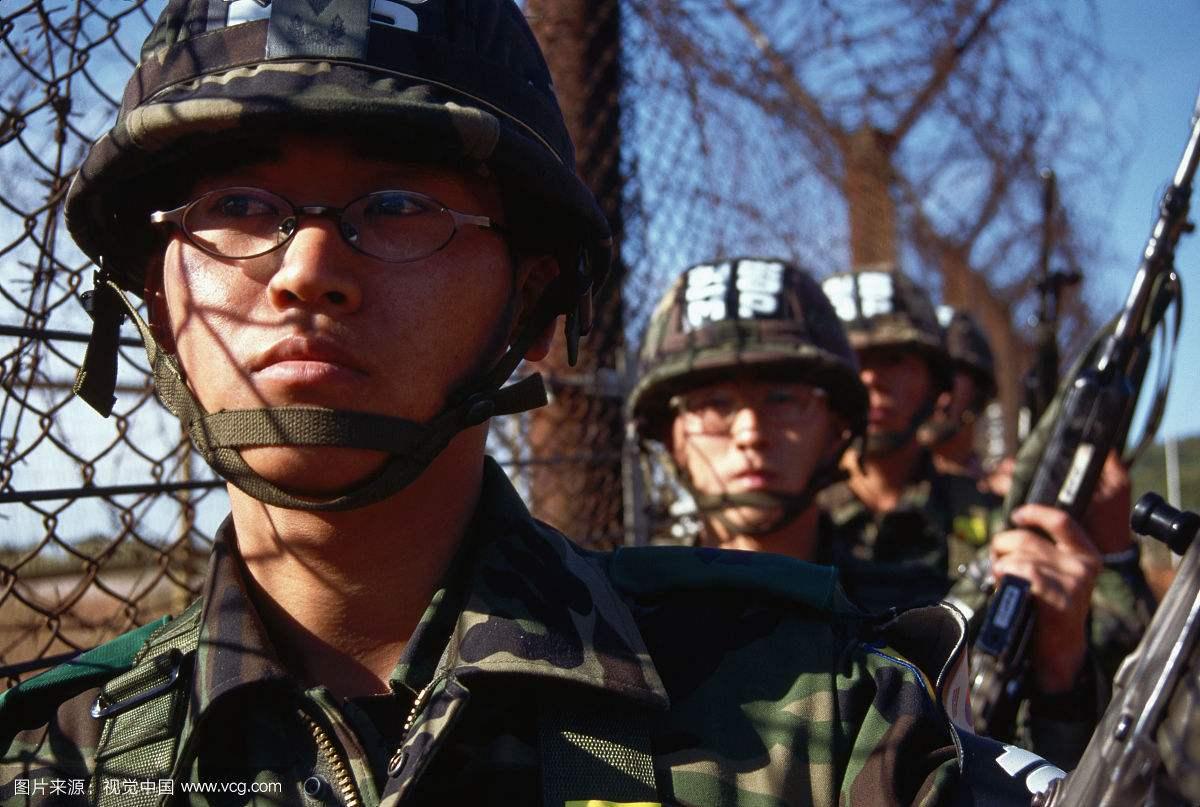 韩国士兵自杀率降低 军干部自杀率却不减反增