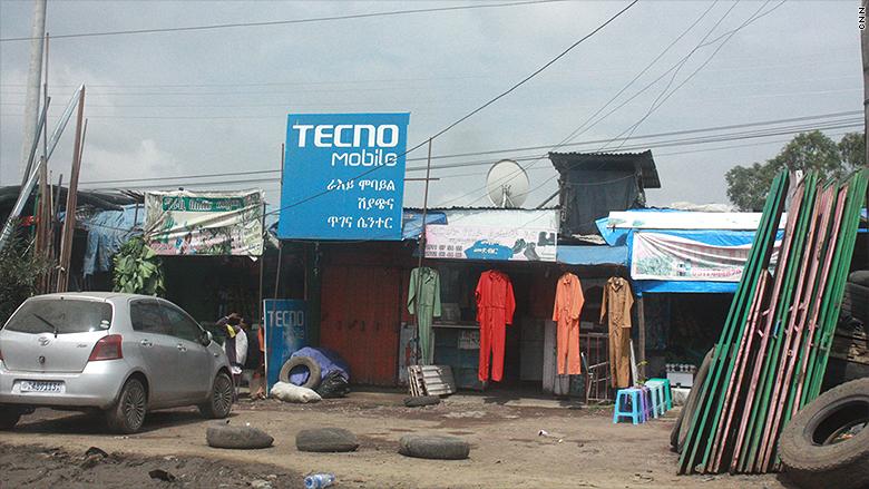 中国手机界隐形冠军:传音非洲市场成功不只靠低价
