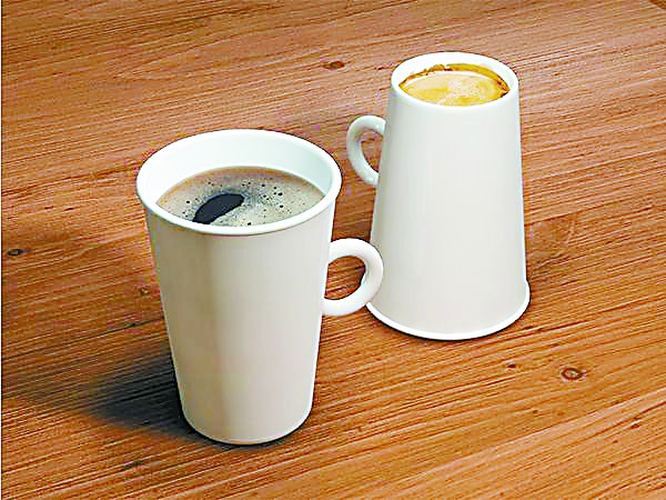 咖啡杯被韩国人玩出新花样