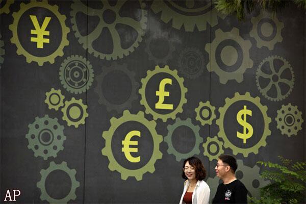 日媒:新兴国面临堪比雷曼危机的资金外流风险?
