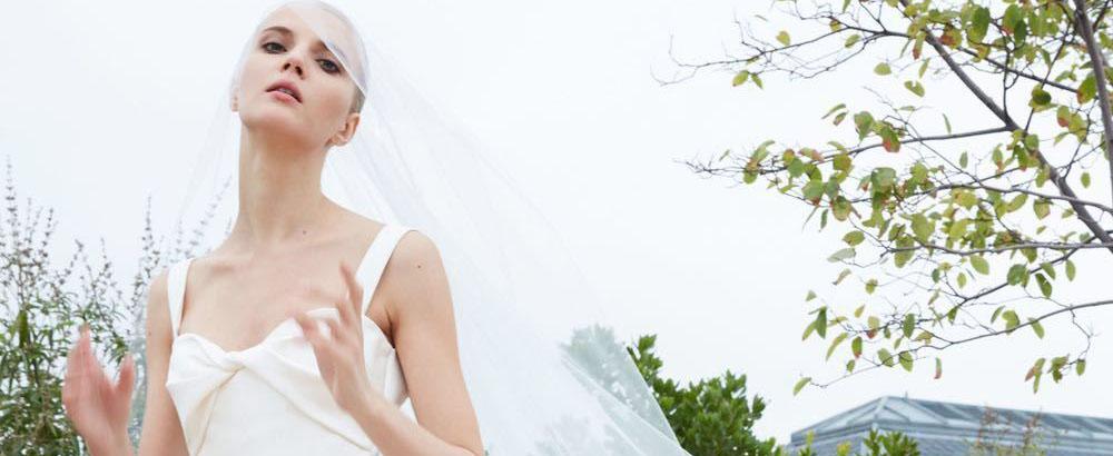 看到婚纱就想立刻结婚系列——纽约婚纱周大盘点
