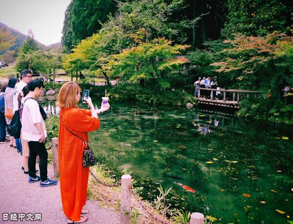 Instgram普及 日本年轻女性沉溺社交网站晒照片