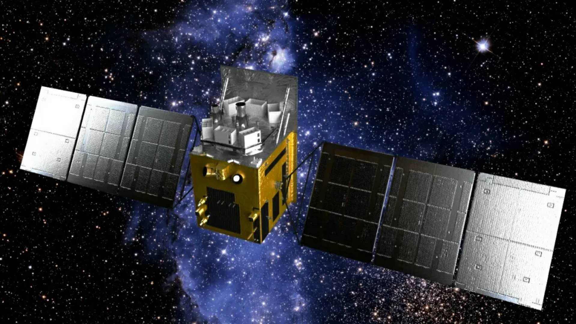 """专家:我国""""慧眼""""卫星在轨测试取得阶段性成果"""