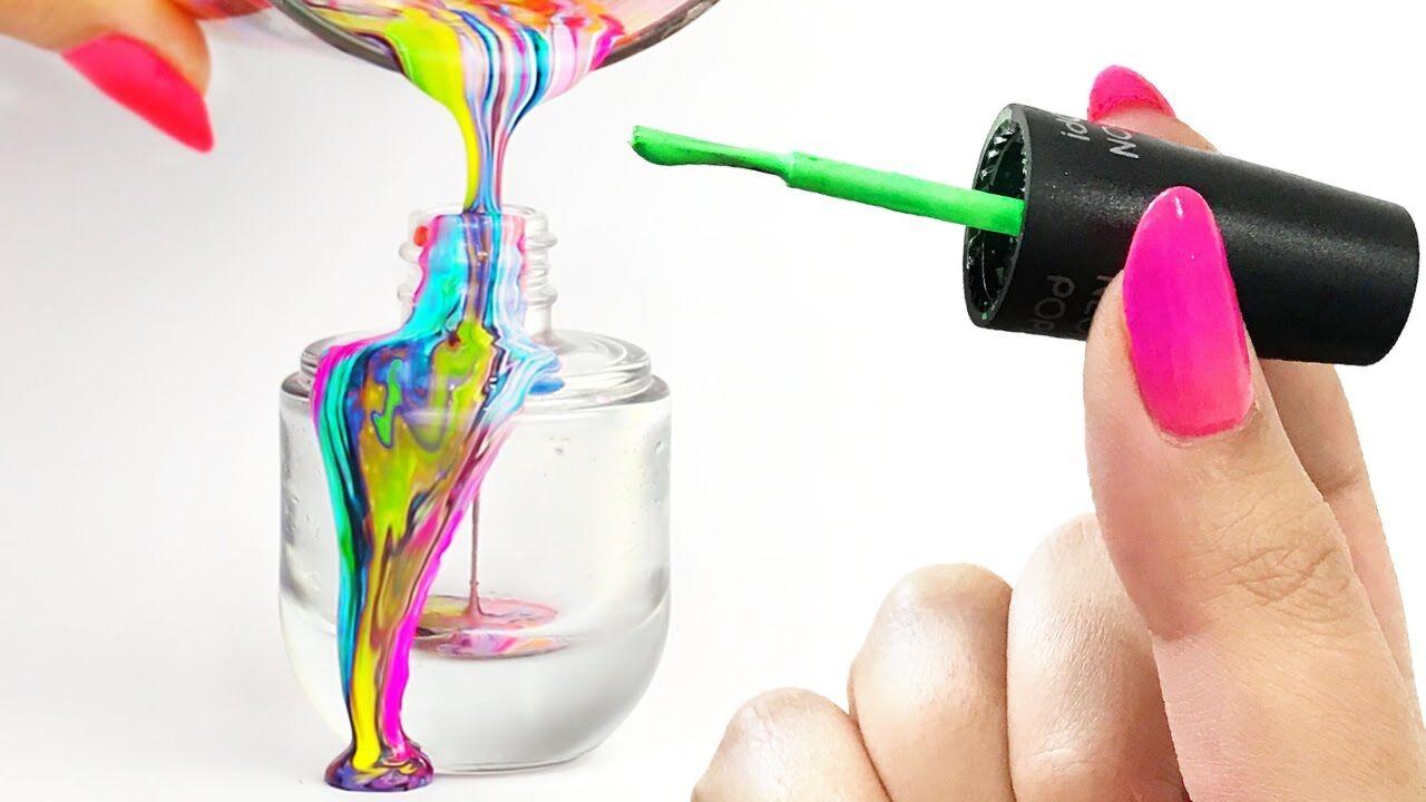 新配方指甲油真的无毒吗?标签或误导消费者