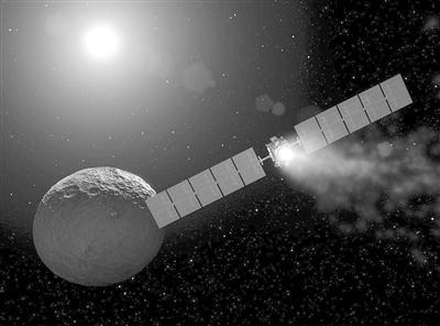 今天的谷神星:或揭开冰质天体复杂演变历史