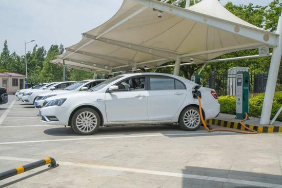 山东:2020年山东公务用车全部配备新能源汽车