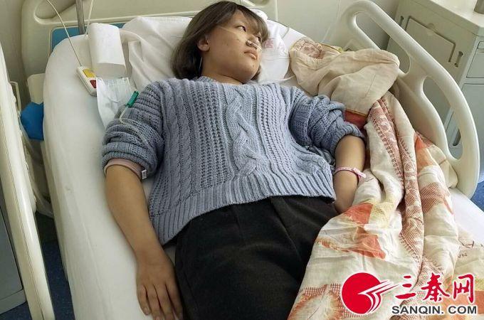 大一女生因患白血病被要求退学 校方:符合规定