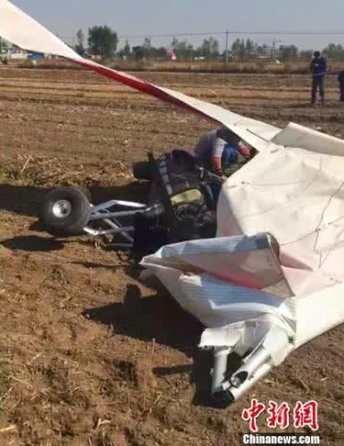 河北新河2架低空飞行器发生坠落 2人抢救无效死亡