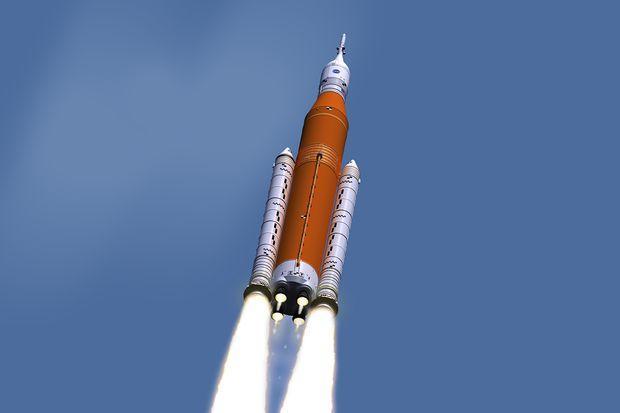 NASA太空发射系统进展缓慢 报告称波音最该背锅