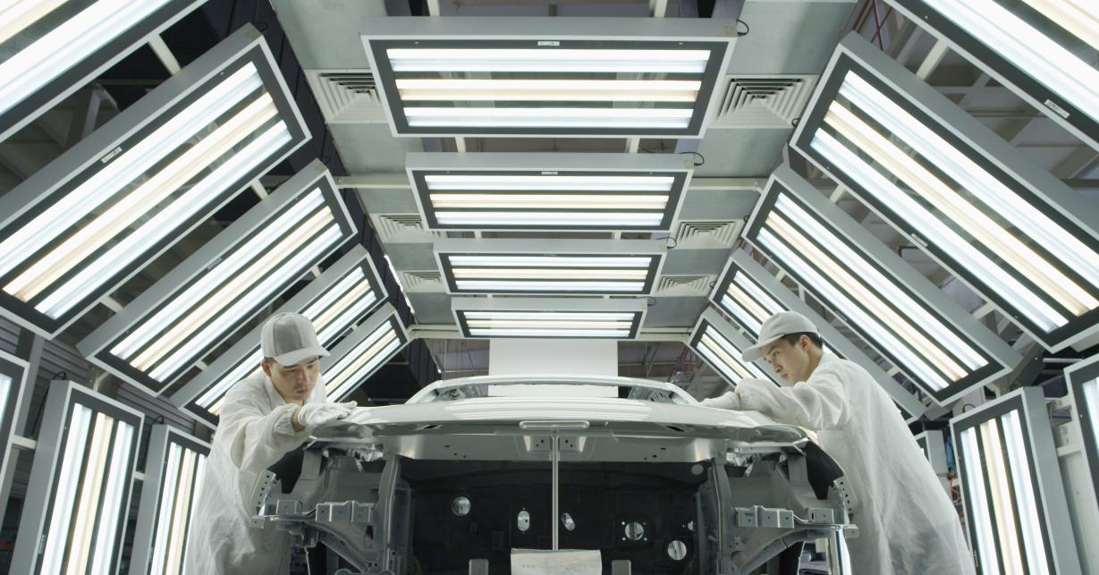 欧洲造车标准铸就卓越 汉腾汽车以品质为先造安心好车