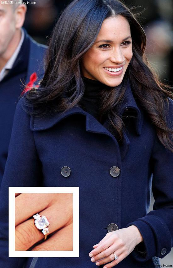 说起订婚戒指 皇室都不如明星的大