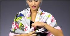 16种围巾时尚系法请收下