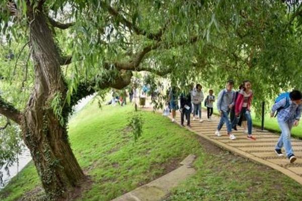 英媒:中国游客蜂拥而至,剑桥发愁了