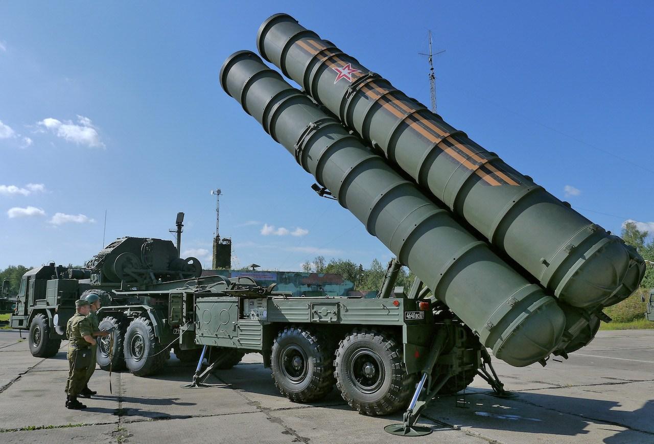 俄媒:印度未因美制裁威胁放弃与俄军事技术合作