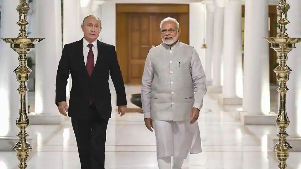 """特朗普就俄印军事协议威胁要制裁印度 俄称""""印度不会害怕"""""""