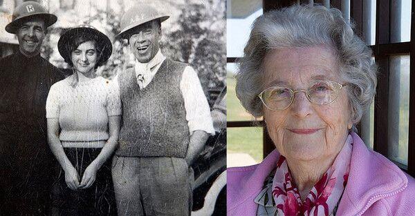 英国100岁老奶奶出书揭露日军暴行:冲进医院带走护士性侵