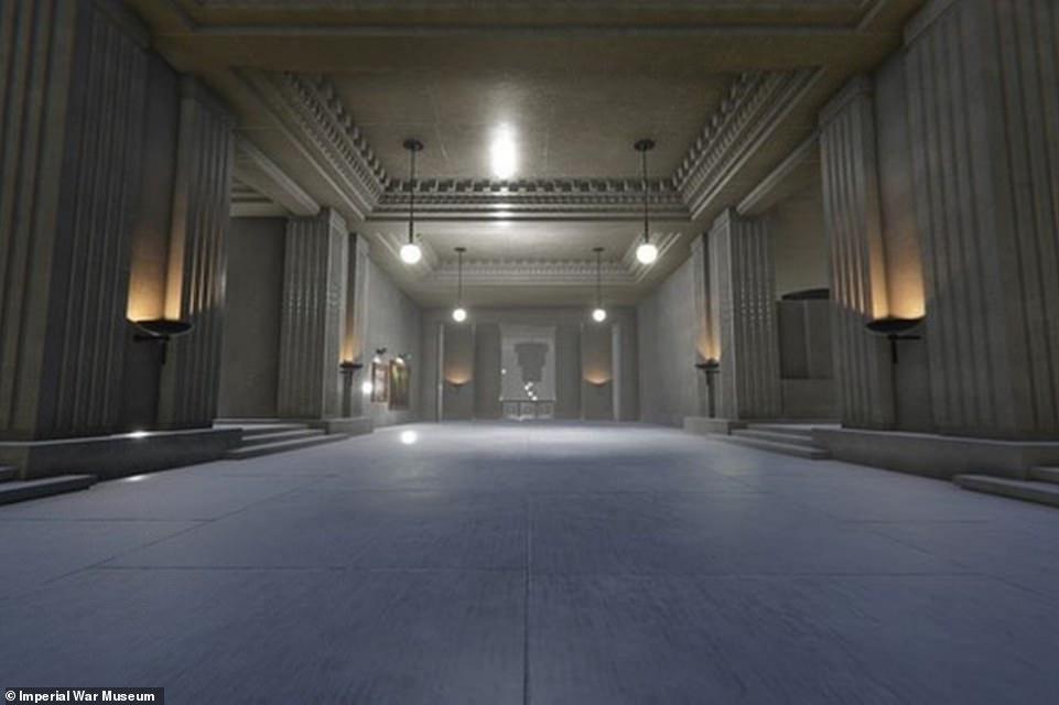 英国帝国战争博物院引入VR技术 让每人都能欣赏
