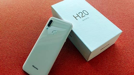 引领未来手机趋势 海信H20带你感受AI魅力