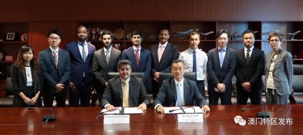 澳门与卡塔尔缔结全面开放的双边航班协议