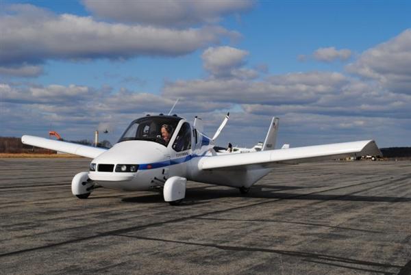 世界首款飞行汽车下月预售明年交付 时速达160km/h