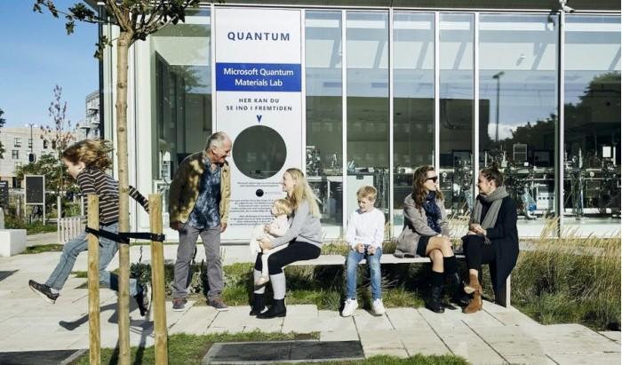 微软在丹麦哥本哈根开设实验室 研究量子材料