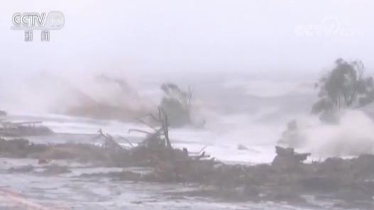 """飓风""""迈克尔""""已致美国7人死亡 上万人撤离 飓风掠过""""场面疯狂"""""""