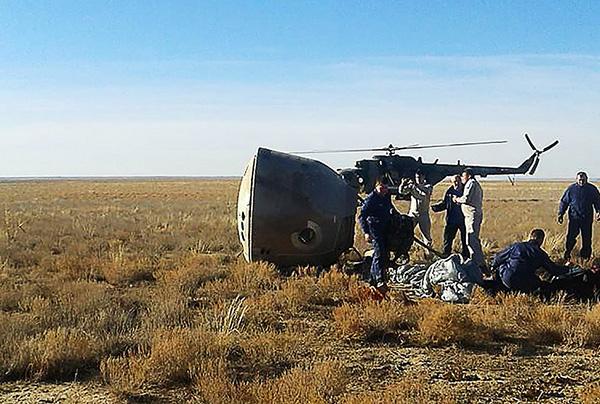 """飞船发射失败 俄航天局局长:飞船救援系统表现出了""""非凡的可靠性"""""""
