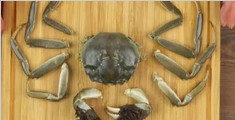电饭煲大闸蟹焖饭,鲜到能记一整年的滋味