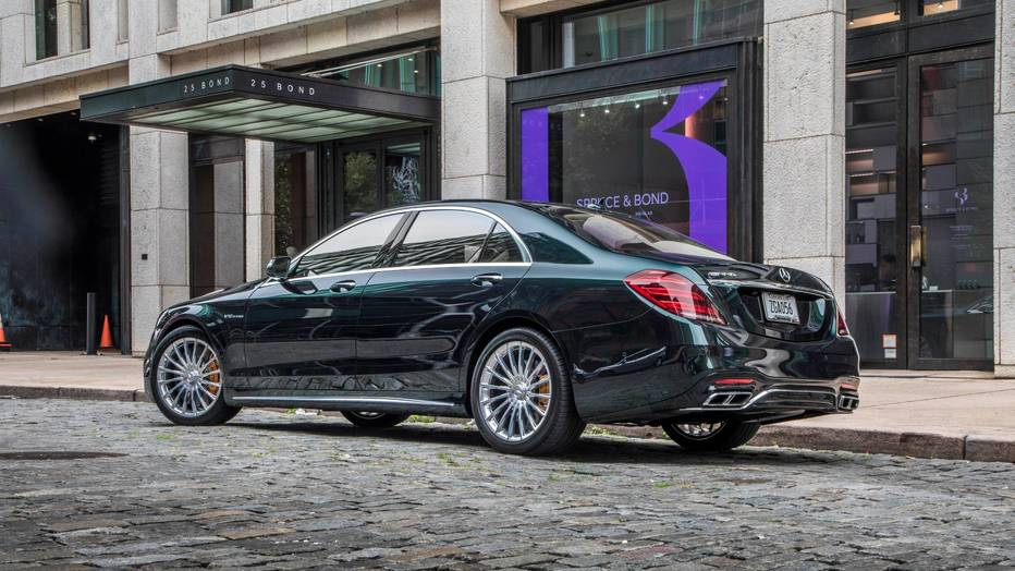 新一代奔驰S级自动驾驶技术升级 接近L3级