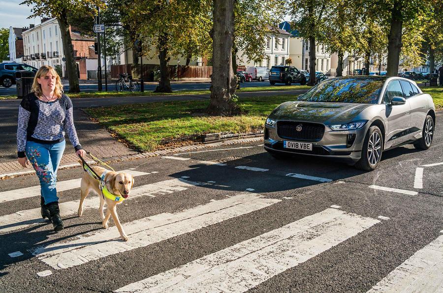 捷豹发布电动汽车AVAS提示音系统 高于欧盟标准