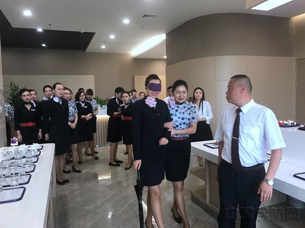 东航研发中心贵宾实景体验教室启用