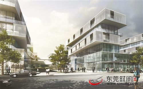 湾区1号项目启动,打造高端现代产业园区!