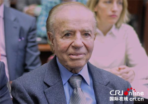 因挪用公款罪 阿根廷前总统梅内姆终审被判四年半徒刑