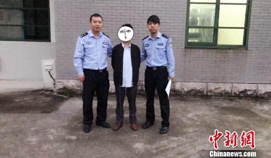 浙江磐安一民警在超市买水时多看了一眼 意外抓获嫌犯
