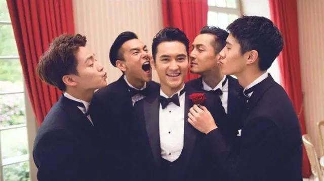 胡歌的兄弟,陈伟霆的兄弟,彭于晏的兄弟,林更新:请看看我的!
