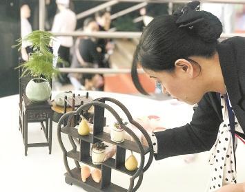 沪餐饮行业服务技能大赛举行 上海特色小吃列比赛项目