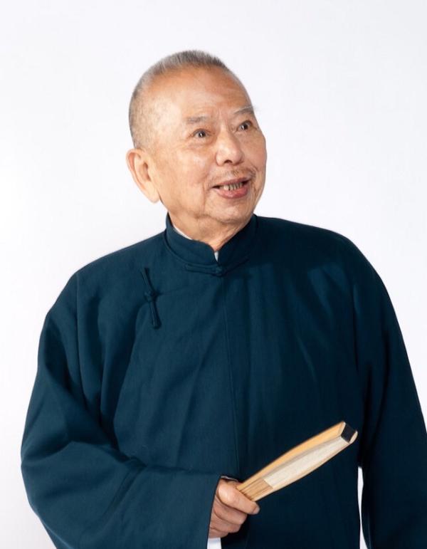 侯宝林弟子、台湾著名相声艺术家吴兆南去世,享年93岁