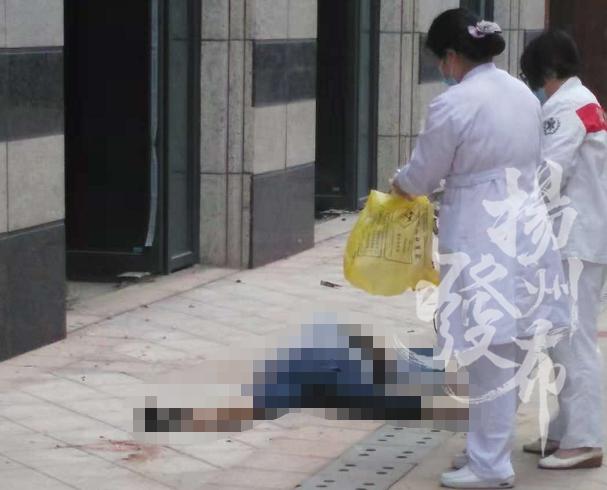 扬州江都张纲御龙湾一女子坠亡,警方介入调查
