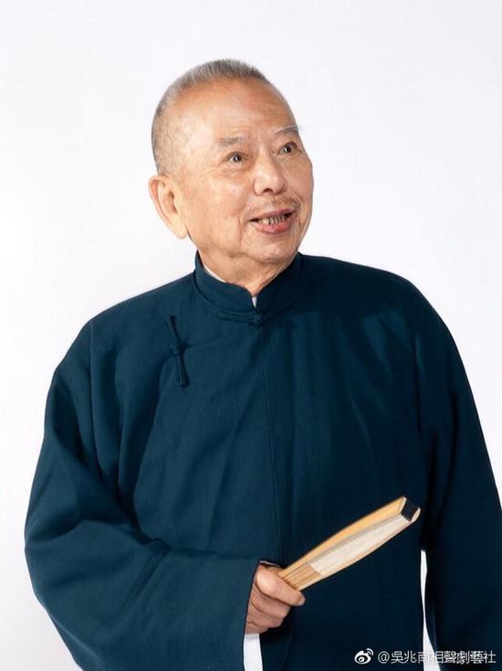 台湾相声艺术家吴兆南去世 享年93岁