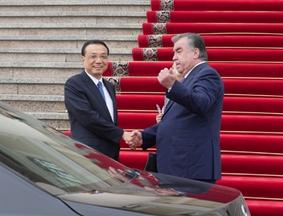 李克强总理出访图集(2018年10月13日)
