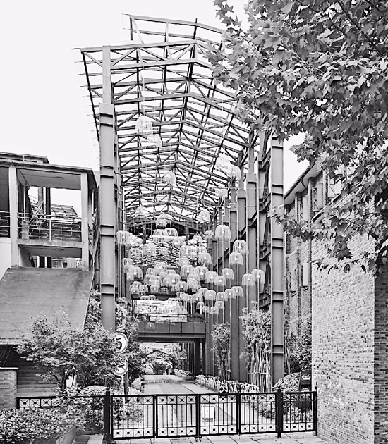 """运河边的丝绸仓库 """"青砖城堡""""华丽转身为精品酒店"""
