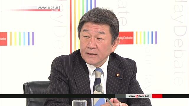 日本称TAG谈判无需讨论汇率问题